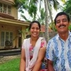 Happy caring hosts Alleppey