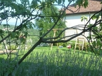 House in the hills near Belluno