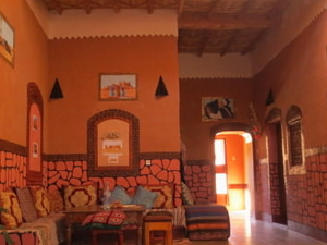 Kasbah bed and breakfast Tifaoute