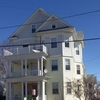 Large American family in Providence