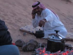 Little Petra - Bedouin home
