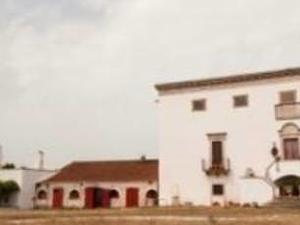 Masseria in Apulia countryside