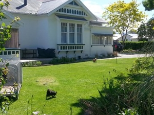 Outdoors active family in Blenheim
