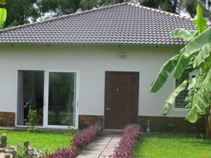 Peaceful place in the countryside