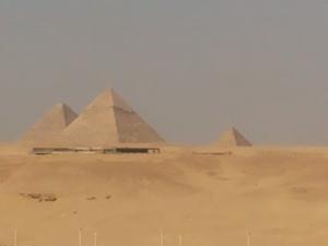 Pyramids view(Guide service+AC car)