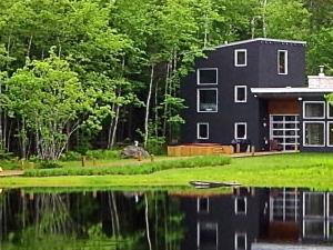 Retreat by the Lake in Nova Scotia