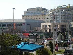 Retro style city centre apartment