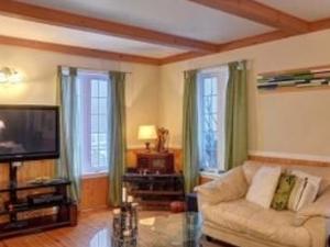 Rooms in the Laurentians