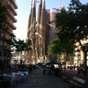 Sagrada Familia: Sun and beach