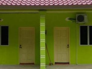 Sg Klah Hotspring homestay,Sungkai