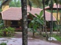 Spiritual stay among nature  India