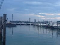 Stunning waterfront view