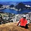 Tour guide in Rio de Janeiro