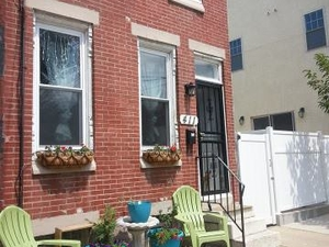 Welcome to our S. Philly Row Home!