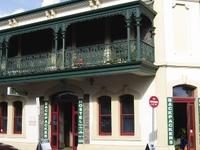 Adelaide's Shakespeare International Backpackers