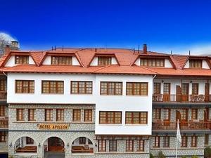 Apollon Hotel - Metsovo