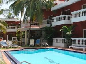 Ave Maria Beach Resort Goa
