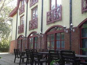 Bed-Breakfast Hotel Budapest