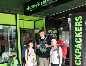 Blarneys Rock Backpackers