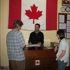 Canadian Hostel