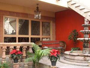 Casa Rose Bed and Breakfast