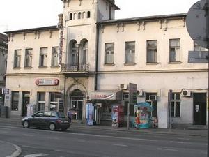 Central Hotel - Belgrade