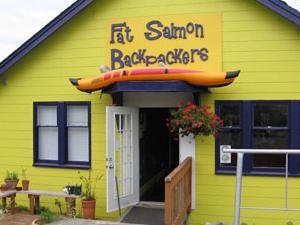 Fat Salmon Backpacker's Hostel