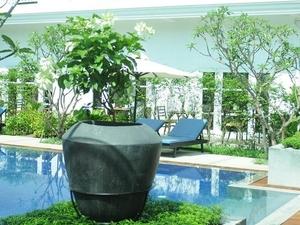 Frangipani Villa Hotel