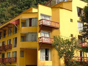 Hatuchay Tower Machu Picchu Hotel
