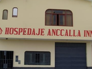 Hospedaje Anccalla Inn S.A.C.