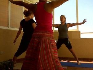 Hostal La Playa Yoga