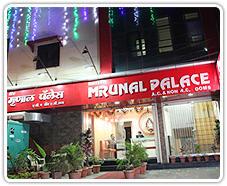Mrunal hotel Palace