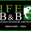 Inka Frog Exclusive B&B