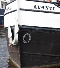 Passenger Ship Avanti