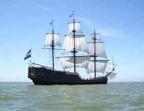 Sailship Soeverein