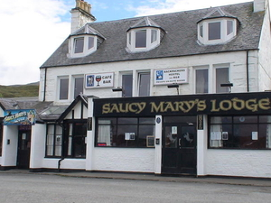 Saucy Mary's Lodge