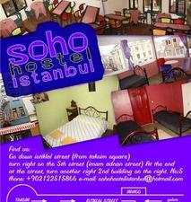 Soho Hostel Istanbul