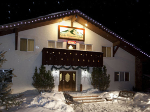 The Rocky Mountain Chalet