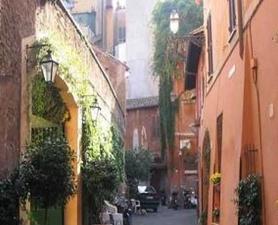 Trastevere Scala House