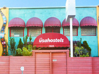 USA Hostels Hollywood