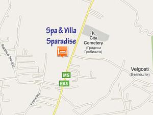 Villa Sparadise