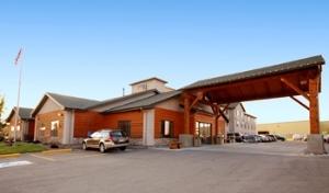 Best Western Yellowstone Cross
