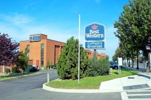 Best Western Captains Quarters
