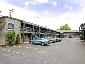 Best Western New Oregon Motel