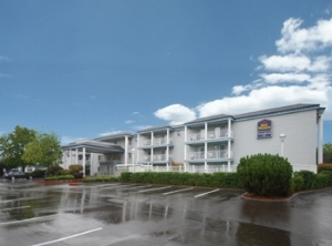Best Western Grand Manor Inn & Suites Corvallis