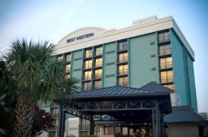 Best Western Plus Charleston Downtown Hotel
