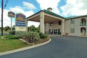 Best Western Inn Three Rivers