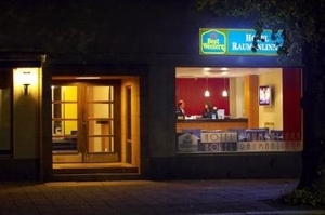 Best Western Hotel Raumanlinna