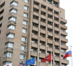 Bega Hotel Moscow