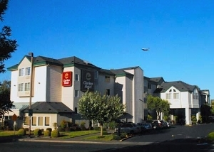 Clarion Hotel Portland Airport
